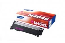 Tóner Samsung CLT-M404S Magenta, 1000 Páginas
