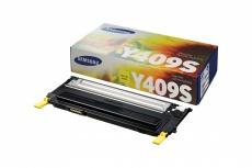 Tóner Samsung Y409 Amarillo, 1000 Páginas