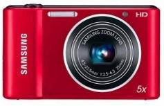 Cámara Digital Samsung ST66, 16.1MP, Zoom óptico 5x, Rojo