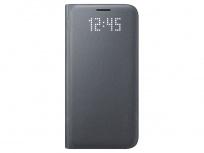 Samsung Funda EF-NG930PBEGUS para Galaxy S7, Negro