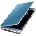 Samsung Funda S-View Cover para Galaxy Note 7, Azul