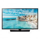 Samsung HG43NJ470MFXZA Pantalla Comercial LED 43'', Full HD, Widescreen, Negro