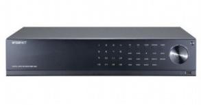 Samsung DVR de 16 Canales HRD-1642 para 8 Discos Duros, máx. 8TB, 1 Puerto USB 2.0, 1 Puerto RS-485