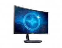 Monitor Gamer Curvo Samsung LC24FG70FQLXZX LED 23.5'', Full HD, Widescreen, FreeSync, 144Hz, HDMI, Negro