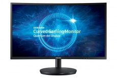 Monitor Gamer Curvo Samsung C27FG70FQL LED 27'', Full HD, Widescreen, FreeSync, 144Hz, HDMI, Negro