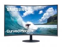 Monitor Curvo Samsung LC27T550FDLXZX LED 27