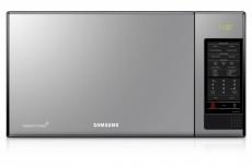 Samsung Horno de Microondas MS402MADXBB, 1.4 Pies Cúbicos, 1050W, Acero Inoxidable