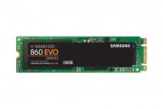 SSD Samsung 860 EVO, 250GB, SATA III, M.2