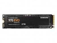 SSD Samsung 970 EVO, 2TB, PCI Express 3.0, M.2