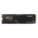 SSD Samsung 970 EVO, 2TB, SATA III, M.2