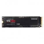 SSD Samsung 970 PRO, 512GB, PCI Express 3.0, M.2