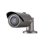 Samsung Cámara IP Bullet IR para Interiores/Exteriores QNO-6010R, Alámbrico, 2000 x 1121 Pixeles, Día/Noche