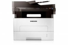 Multifuncional Samsung SL-M2875FW, Blanco y Negro, Láser, Inalámbrico, Print/Scan/Copy/Fax