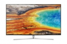 Samsung Smart TV LED MU9000 55'', 4K Ultra HD, Widescreen, Plata