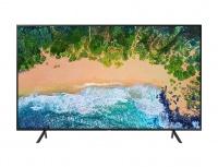 Samsung Smart TV LED NU7100 55'', 4K Ultra HD, Widescreen, Negro