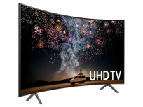 Samsung Smart TV Curva ELED RU7300 55