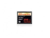 Memoria Flash Sandisk Exrteme PRO, 256GB, CompactFlash