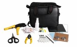 SBE Tech Kit de Herramientas SBE-F3033, para Fibra Óptica 11 Piezas