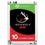 Disco Duro para NAS Seagate IronWolf 3.5'' de 1 a 8 Bahías, 10TB, SATA III, 6 Gbit/s, 7200RPM, 256MB Cache - 20 Piezas