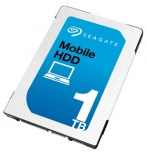 Disco Duro Interno Seagate Mobile 2.5'', 1TB, SATA, 6 Gbit/s, 5400RPM, 128MB Cache