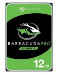 Disco Duro Interno Seagate Barracuda Pro 3.5'', 12TB, SATA III, 6Gbit/s, 7200RPM, 256MB Caché