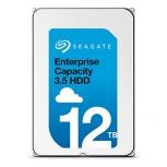 Disco Duro para Servidor Seagate Enterprise 12TB SAS 7200RPM 3.5