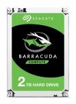 Disco Duro Interno Seagate Barracuda 3.5'', 2TB, SATA III, 6 Gbit/s, 7200RPM, 256MB Cache