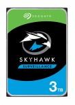 Disco Duro para Videovigilancia Seagate SkyHawk 3.5'', 3TB, SATA III, 256MB Cache