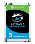 Disco Duro para Videovigilancia Seagate SkyHawk 3.5'', 3TB, SATA III, 64MB Cache