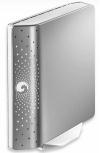 Disco Duro Externo Seagate FreeAgent Desktop, 2TB, USB, Plata - para Mac/PC