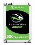 Disco Duro Interno Seagate Barracuda 3.5'', 500GB, SATA III, 7200RPM, 32MB Cache