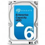 Disco Duro para Servidor Seagate Enterprise 6TB SAS 7200RPM 3.5
