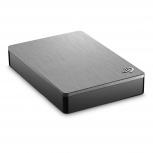 Disco Duro Externo Seagate Backup Plus, 4TB, USB 3.0, Plata - para Mac