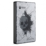 Disco Duro Externo Seagate Game Drive 2.5'', 2TB, USB 3.0, Gears Special Edition - para Xbox