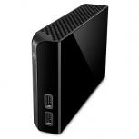 Disco Duro Externo Seagate Backup Plus Desktop STEL10000400, 10TB, USB, Negro