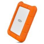 Disco Duro Externo Lacie Rugged 2.5'', 2TB, USB 3.0, Naranja/Plata, A Prueba de Salpicaduras y Golpes - para Mac/PC