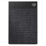 Disco Duro Externo Backup Plus Ultra Touch Portable, 1TB, USB-C, Negro - para Mac/PC