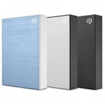 Disco Duro Externo Seagate Backup Plus Portable, 4TB, USB, Azul - para Mac/PC