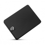 SSD Externo Seagate Expansion, 500GB, USB, Negro - para Mac/PC