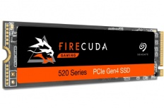 SSD Seagate FireCuda 520, 2TB, PCI Express 4.0, M.2