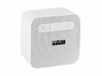 Select Sound Bocina Portátil BT221, Bluetooth, Inalámbrico, 300W RMS, USB, Blanco