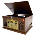 Select Sound BT9245 Tocadiscos, Bluetooth, USB, Café