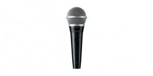 Shure Micrófono PGA48-XLR, Alámbrico, 4.6 Metros, Negro