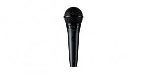 Shure Micrófono PGA58-XLR, Alámbrico, 4.6 Metros, Negro