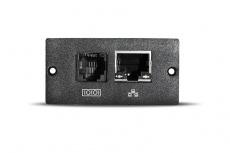Smartbitt Tarjeta de Red para UPS, 1 Puerto Fast Ethernet, SNMP-V1/SNMP-V2