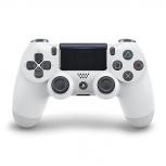Sony Gamepad DualShock 4, Inalámbrico, Bluetooth, Glacier White, para PlayStation 4
