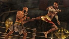 UFC 4, PlayStation 4