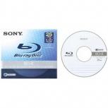Sony Torre de Disco Vírgen para Blu-Ray, BD-R, 6x, 25GB, 1 Pieza