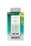 Sony Cargador BCG-34HW2GN para 2 Baterías AA