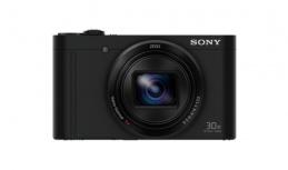 Cámara Digital Sony WX500, 18.2MP, Zoom óptico 30x, WiFi, Negro